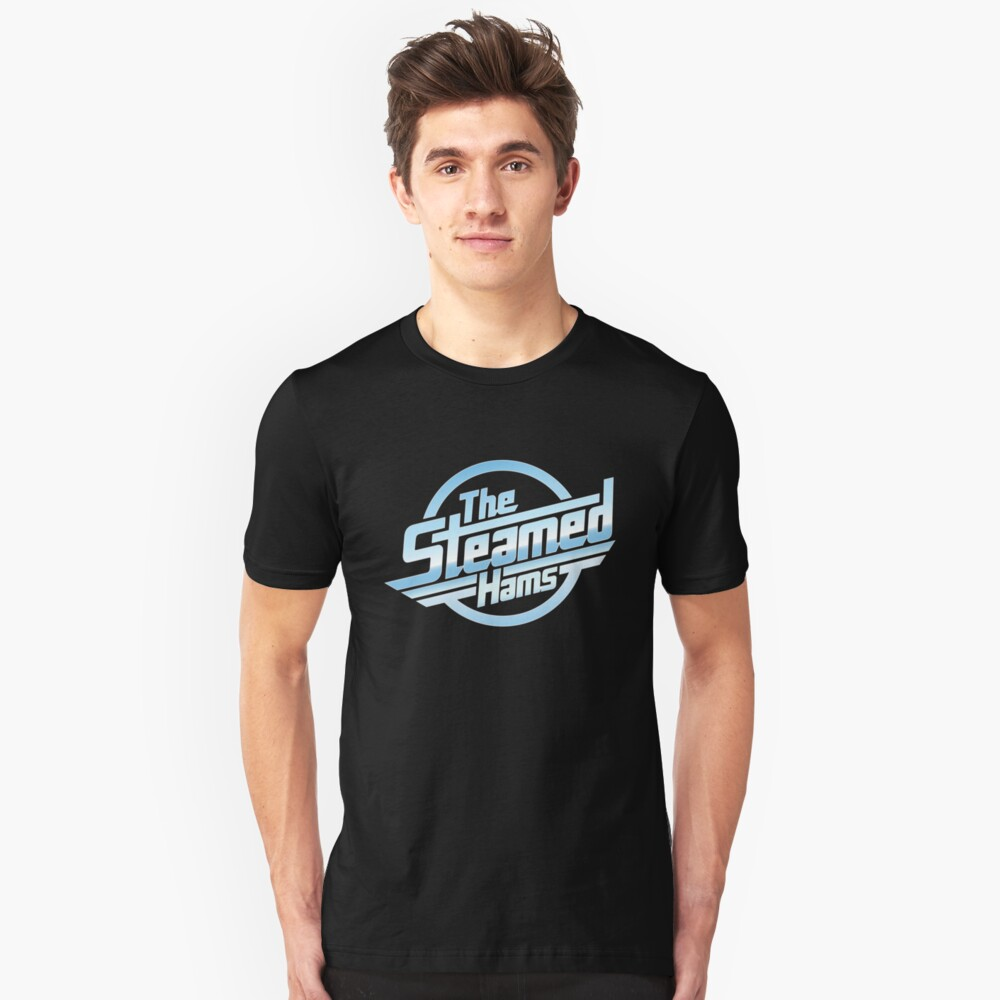 The Steamed Hams [Roufxis-RB] Unisex T-Shirt Front