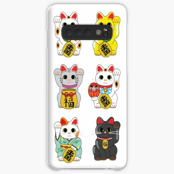 Lucky Cat / Maneki Neko Samsung Galaxy Snap Case