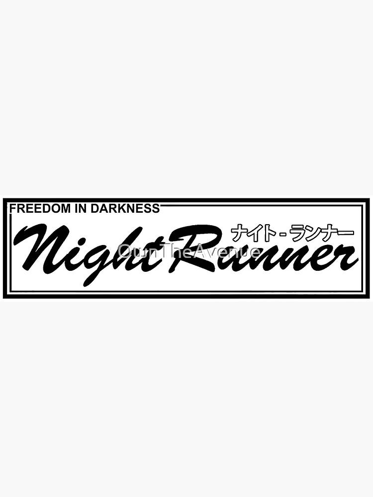 Night Runner JDM Racing Drifting Tuner OG V by OwnTheAvenue