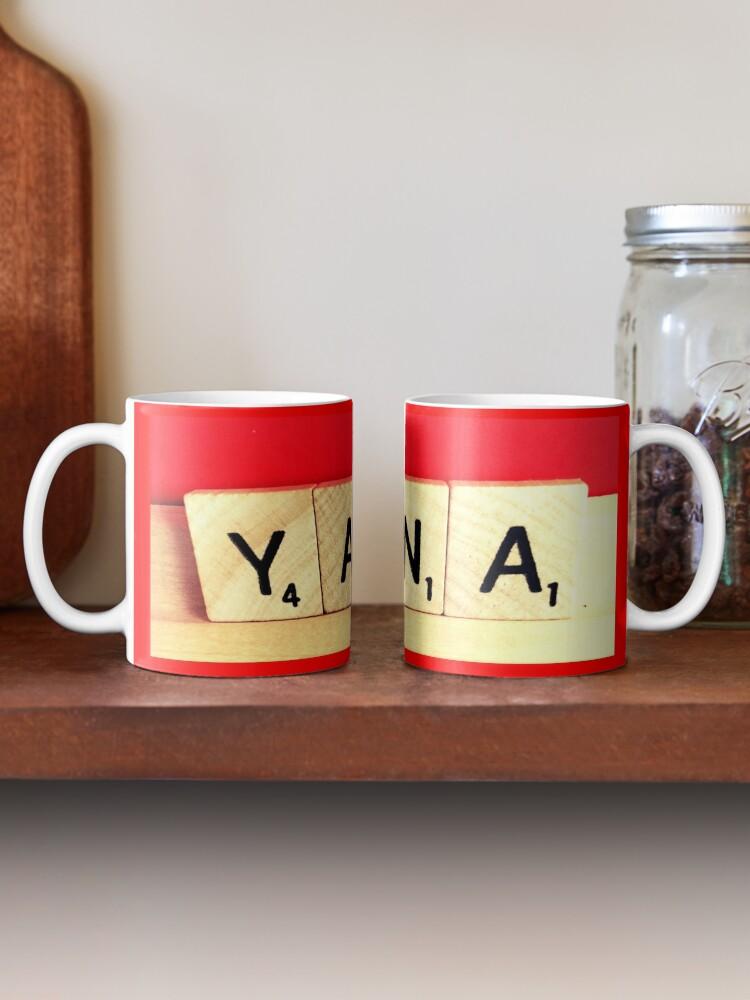 Alternate view of Yana  Mug