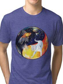 YinYang Tri-blend T-Shirt