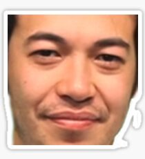 WeirdChamp Twitch Emote Sticker