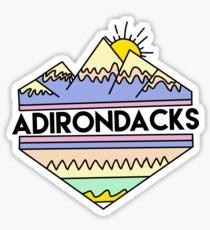Adirondacks Sticker