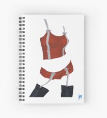 Sexy Clothing ll Spiral Notebook