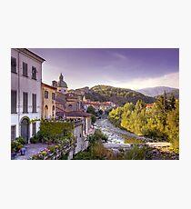 Pontremoli - Italy Photographic Print