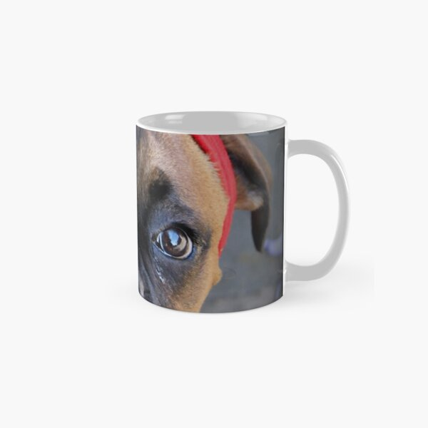 Merry Christmas - Boxer Dog Series Classic Mug