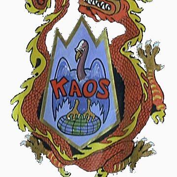 Get Smart - KAOS by GigaczArt