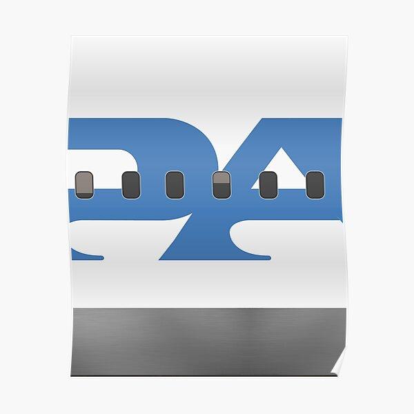 Plane Tees - Pan Am Poster