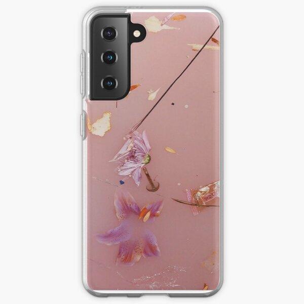 Étui de téléphone Harry Styles Flower Coque souple Samsung Galaxy