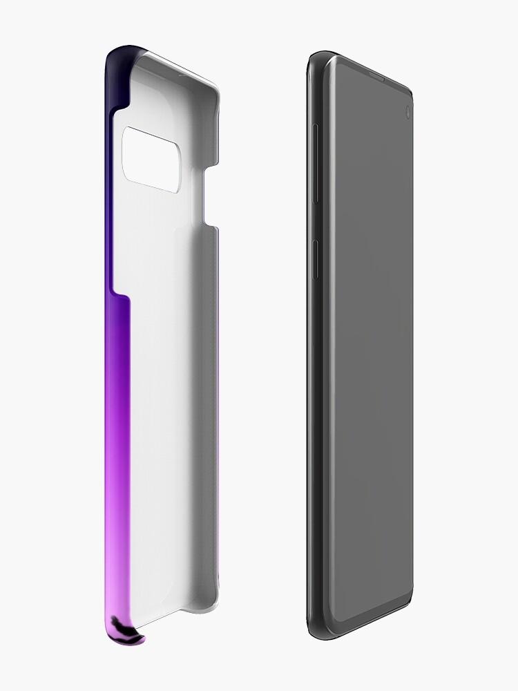 Alternate view of Darkest Before the Dawn Case & Skin for Samsung Galaxy