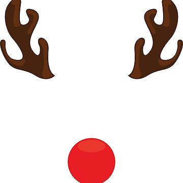 Rudolph by Vectoracci