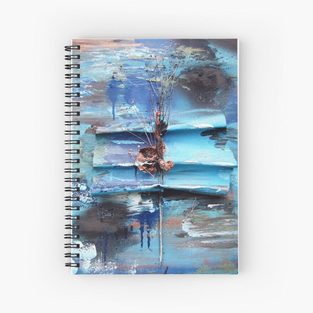 Desperate Mermaid Spiral Notebook