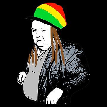 Paddy Losty - No Woman No Fry by Joe-okes