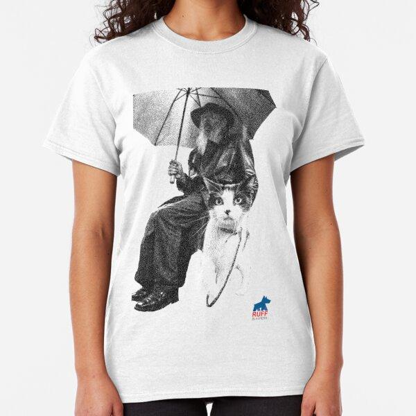 Ruff Sleepers: Cat Supporter Classic T-Shirt