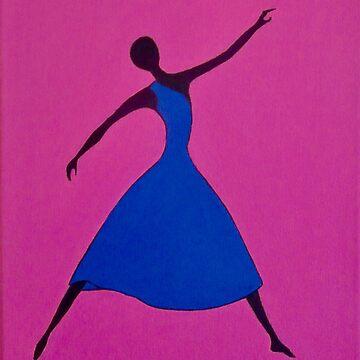 Little Dancer #4 by Shulie1