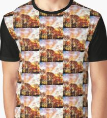 Countryside, Lakes & Forest C137 Graphic T-Shirt