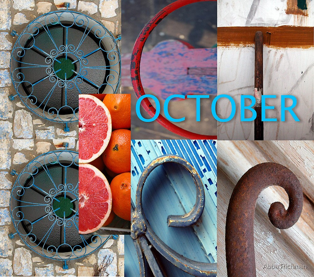 October by Abba Richman