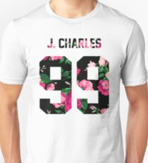 James Charles - Colorful Flowers Unisex T-Shirt