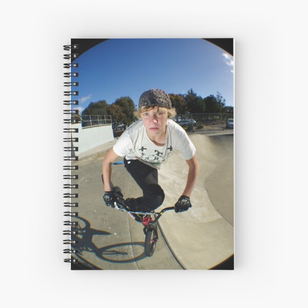 Welcome to Waurnpands Spiral Notebook