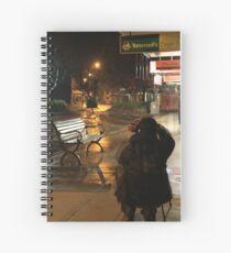Shot YA!! Spiral Notebook