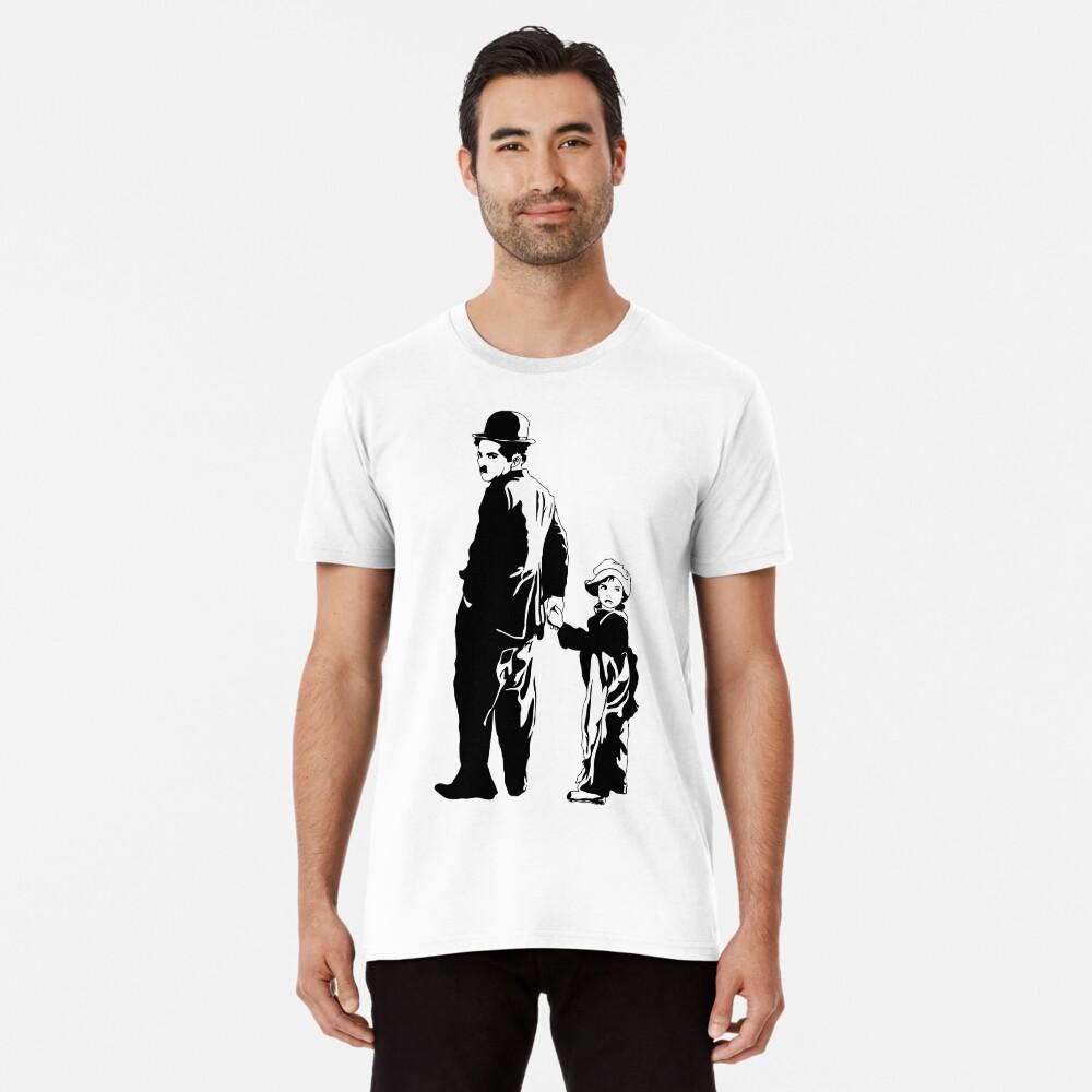 Chaplin Camiseta premium