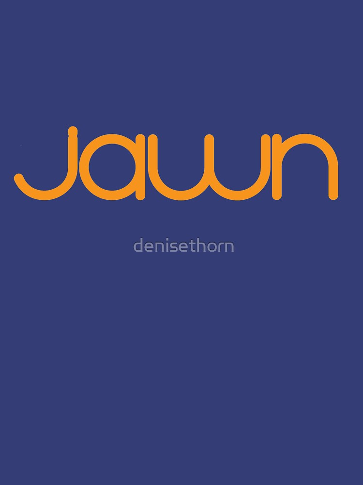 Jawn by denisethorn