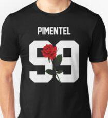 Joel Pimentel - Rose Unisex T-Shirt