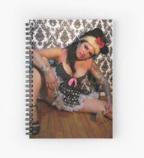 Sexy doll! Spiral Notebook