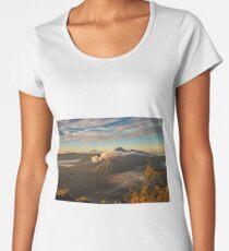 Gunung Bromo- Best of Indonesia Women's Premium T-Shirt