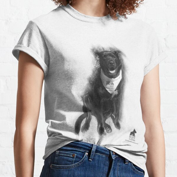 Ruff Sleepers Doggy supporter Classic T-Shirt