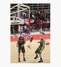 Slam Dunk Photographic Print