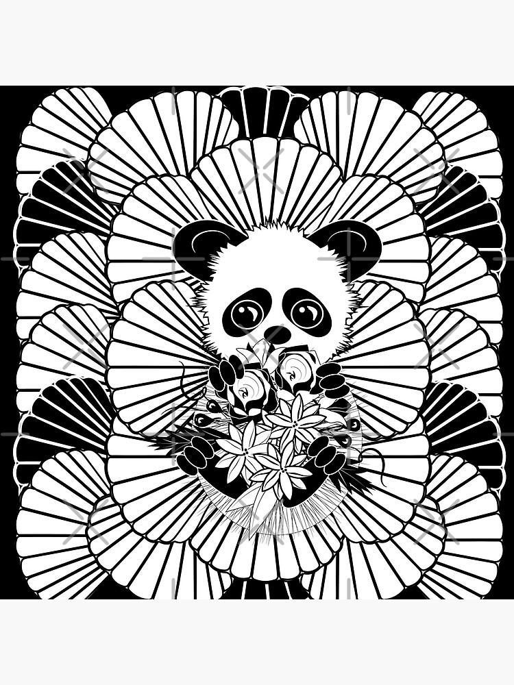 Xiang Xiang Giant Baby Panda by CreativeContour