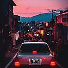 Kyoto Nights by Phrames