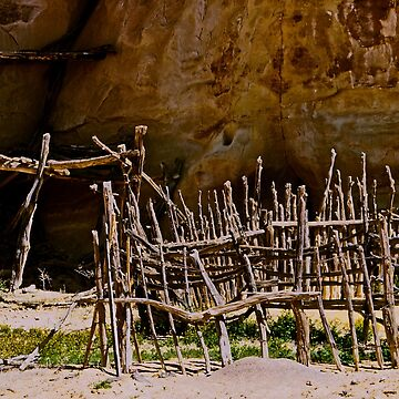 ACOMA SHEEP CORRAL by tomb42