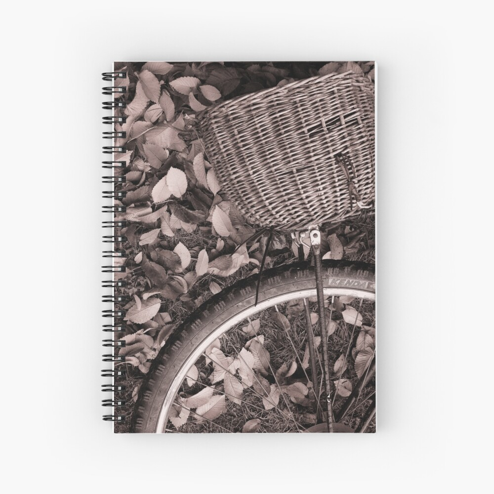 Basket Case Spiral Notebook