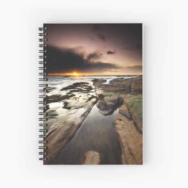 North Sea Spiral Notebook