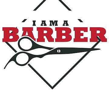 I am a Barber by KanigMarketplac