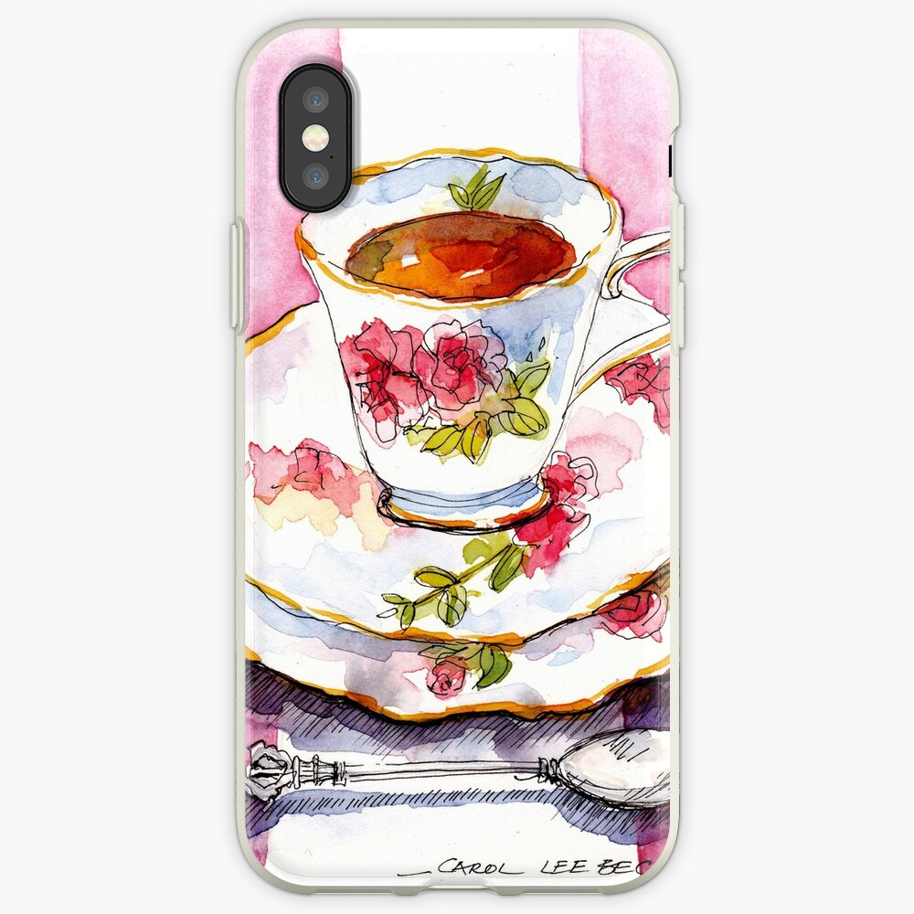 Time for Tea iPhone Case & Cover