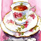 Time for Tea by Carol Lee Beckx