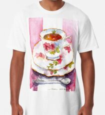 Time for Tea Long T-Shirt