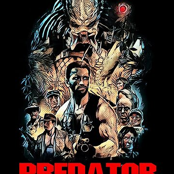 Predator by JTK667