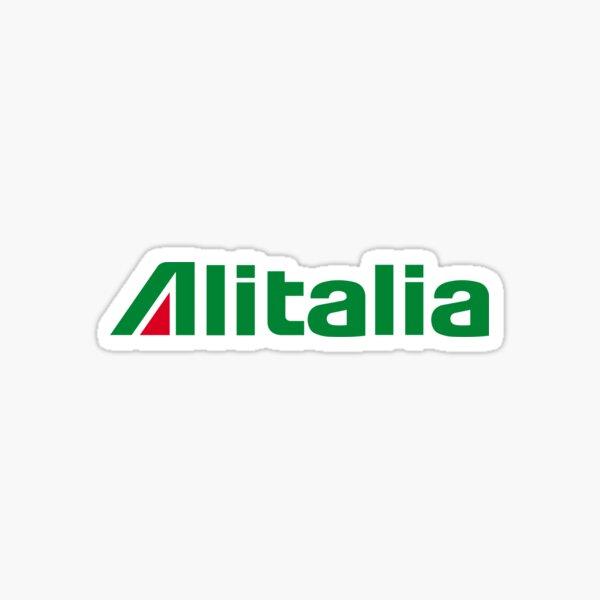 Alitalia logo Sticker