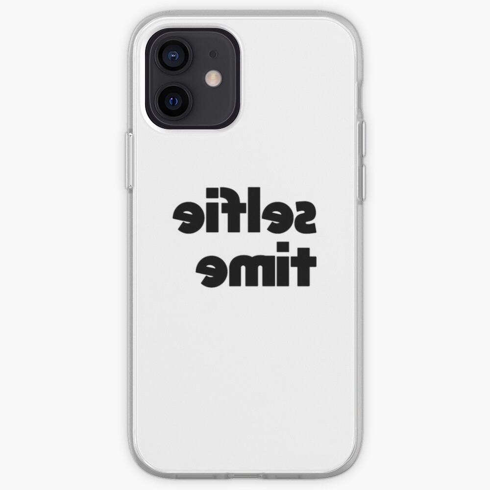 Selfie Time  iPhone Case & Cover