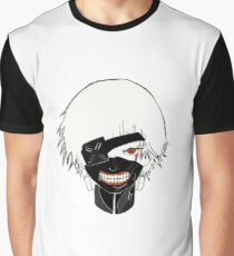 Camiseta gráfica Ghoul de token keneki
