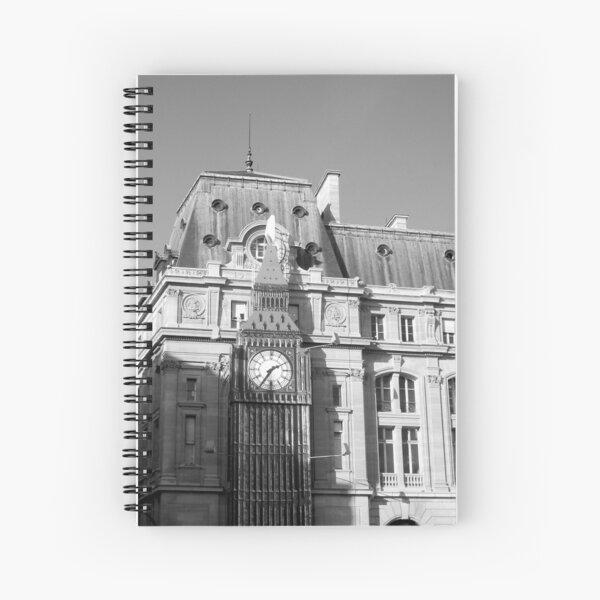 Big Lazare ben Spiral Notebook