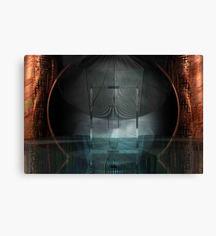 Eye-opener Canvas Print