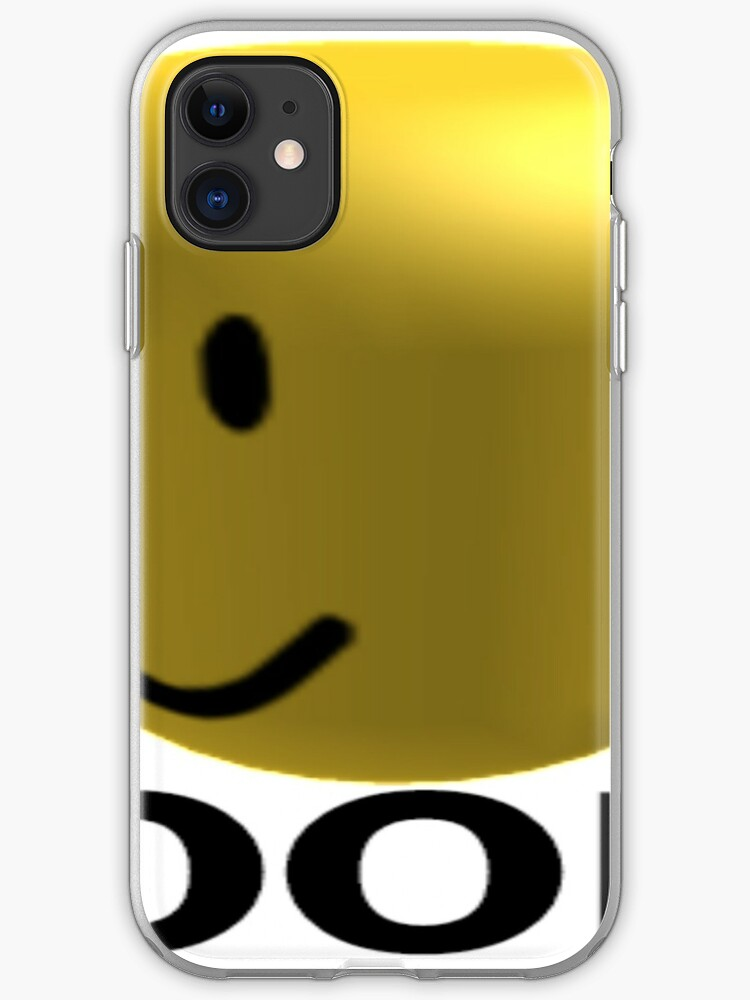 Roblox Death Sound Iphone Case Cover By Colonelsanders Redbubble