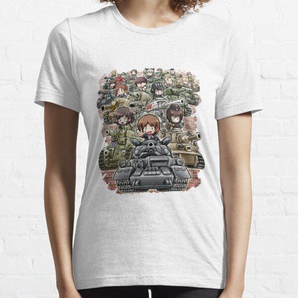 Panzer Vor! Essential T-Shirt
