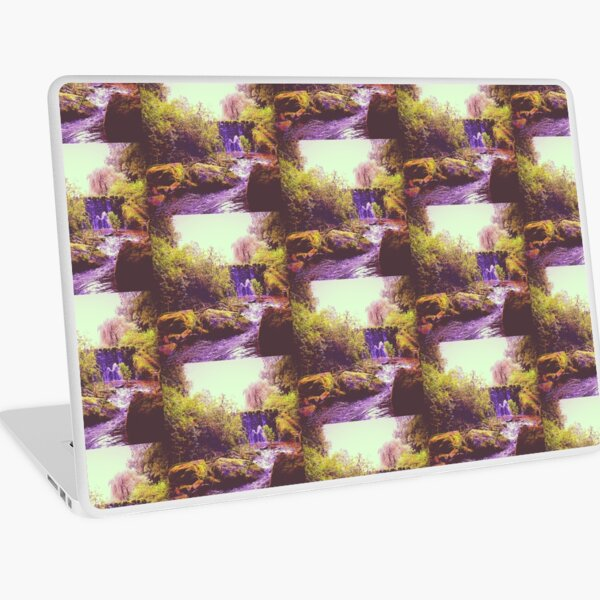 Countryside, Lakes & Forest C148 Laptop Skin