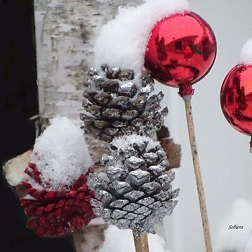 White Christmas by rsobiera